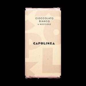 Tavoletta cioccolato bianco e nocciole